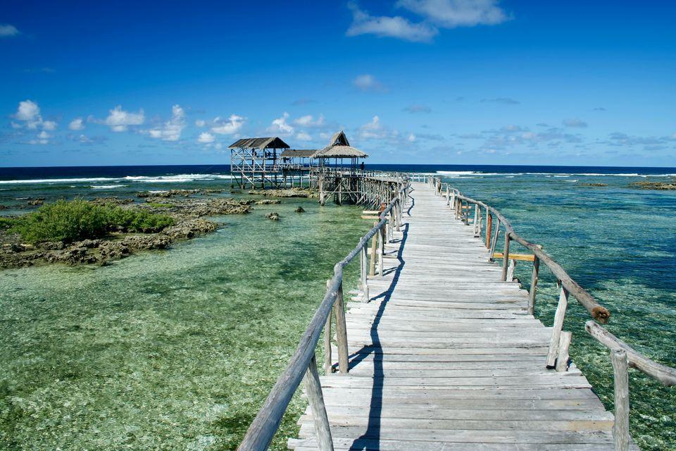 Die schönsten Inseln der Philippinen: Siargao, Caraga