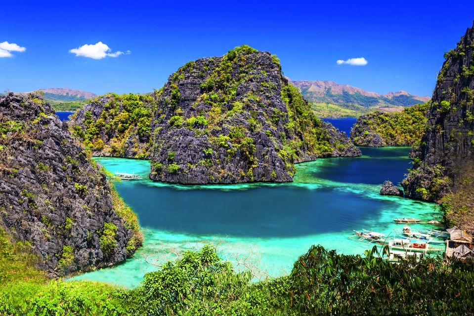 A tropical paradise, Palawan, Philippines - 12 of the most beautiful beaches in the world