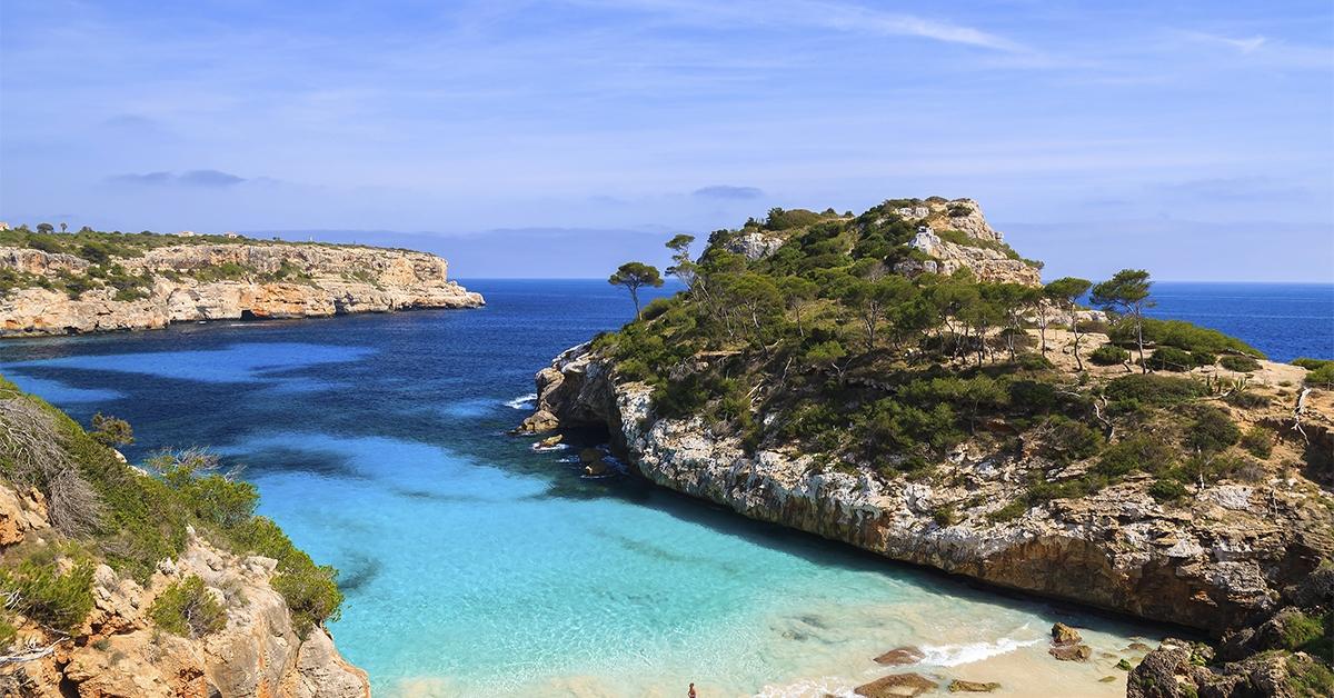 Spiagge di Maiorca: Cala Varques