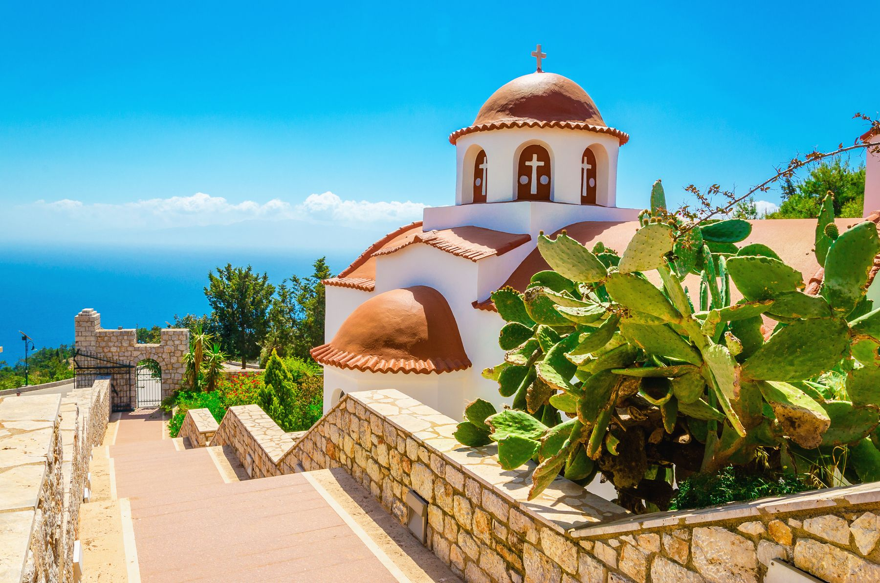 griechischen Inseln