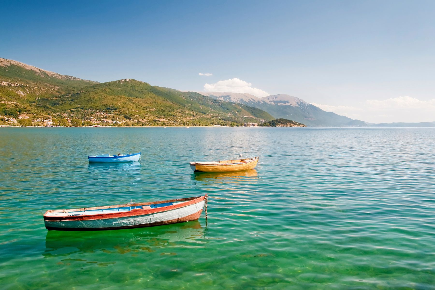 Где отдохнуть этим летом: билеты в Северную Македонию