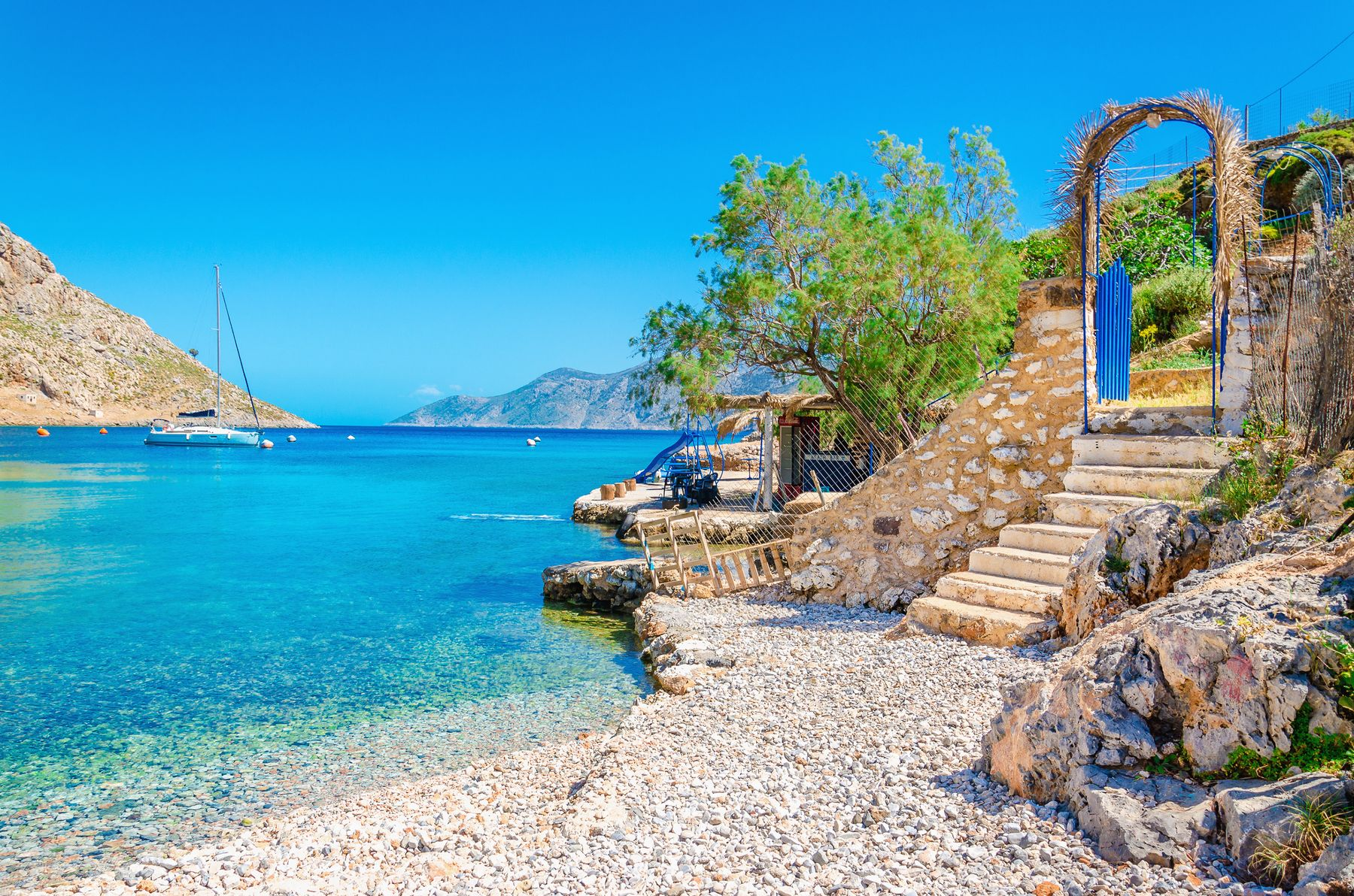 With its mild climate, Crete is one of Europe's best winter sun destinations