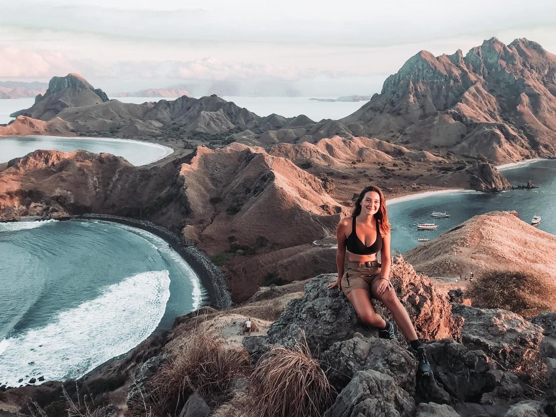 Padar Island - Komodo - Indonesia