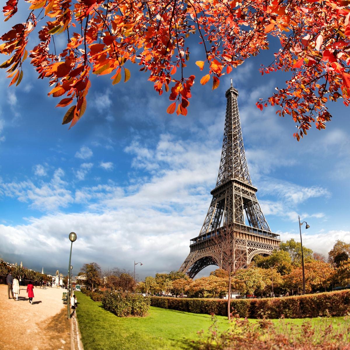 Το Παρίσι είναι ένας απ' τους 20 καλύτερους φθινοπωρινούς προορισμούς