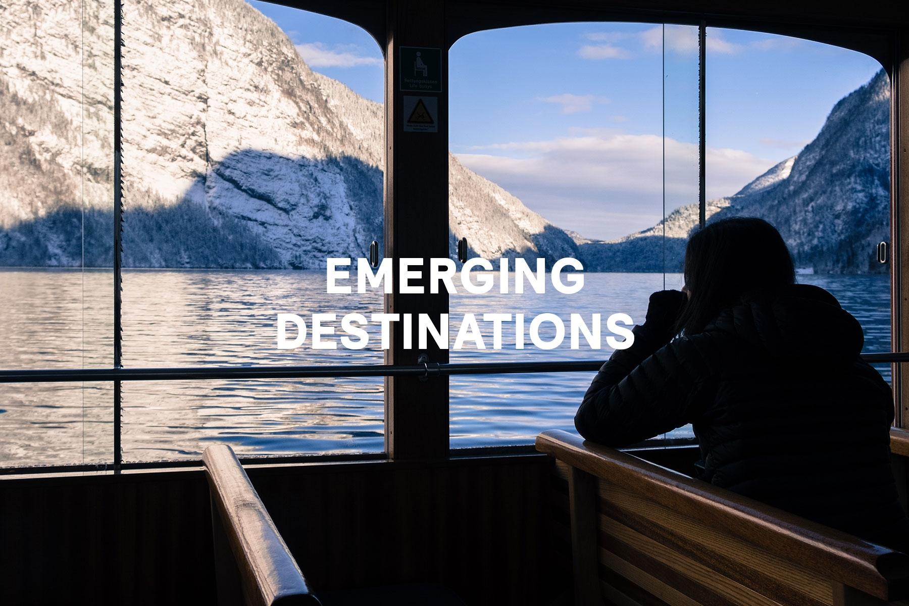 Emerging Destinations