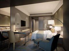 上海浦東主題樂園萬信酒店,取自:agoda。