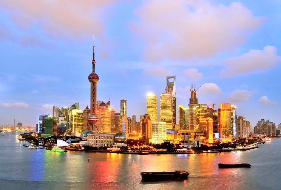 La città più popolosa del mondo: Shanghai