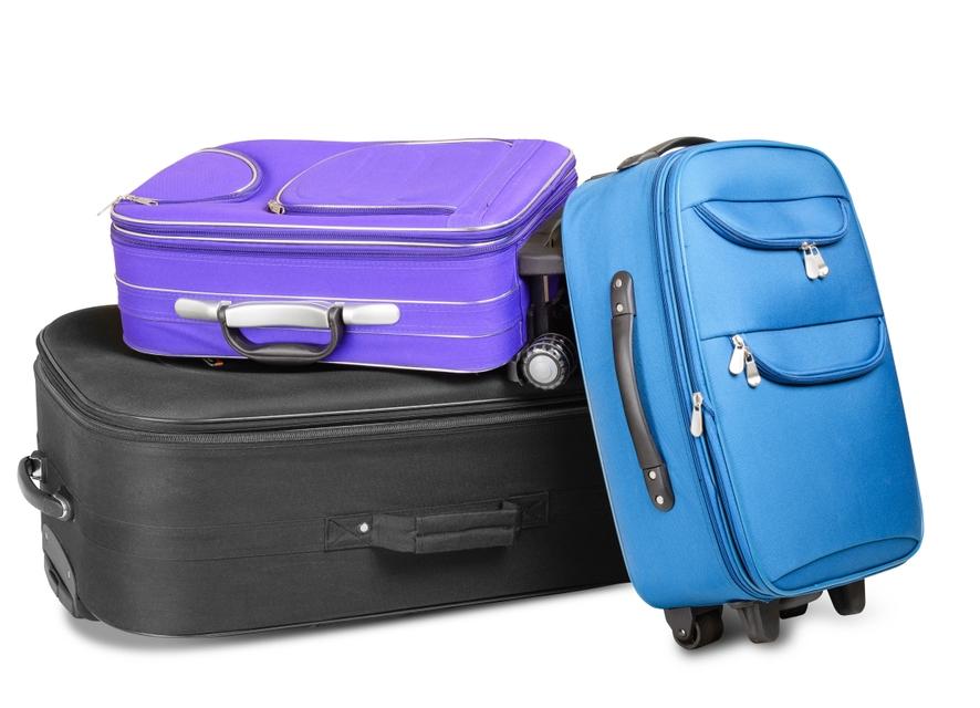 valise à roulettes