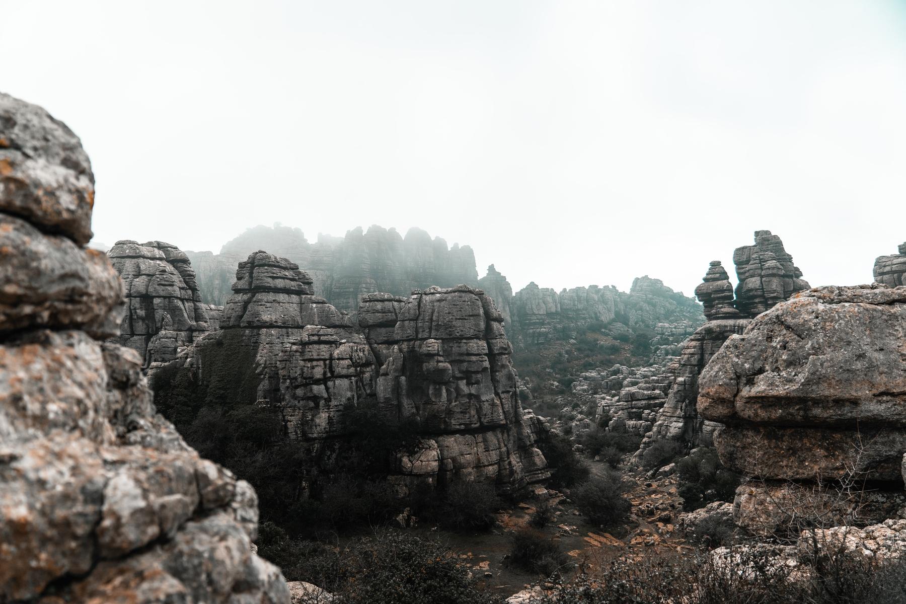 El Torcal de Anteequera es Patrimonio de la Humanidad por la Unesco