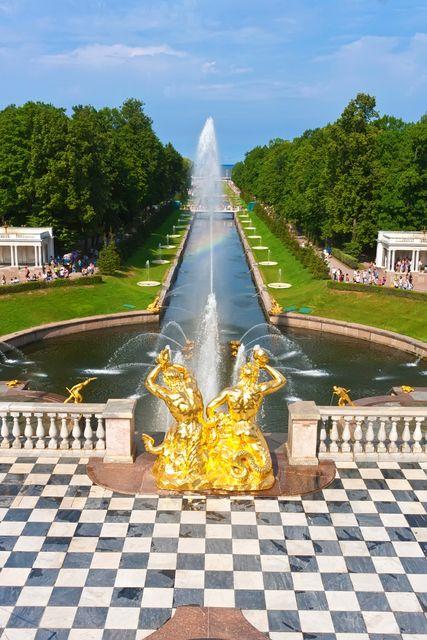 Die schönsten Städte Russlands: Sankt Petersburg