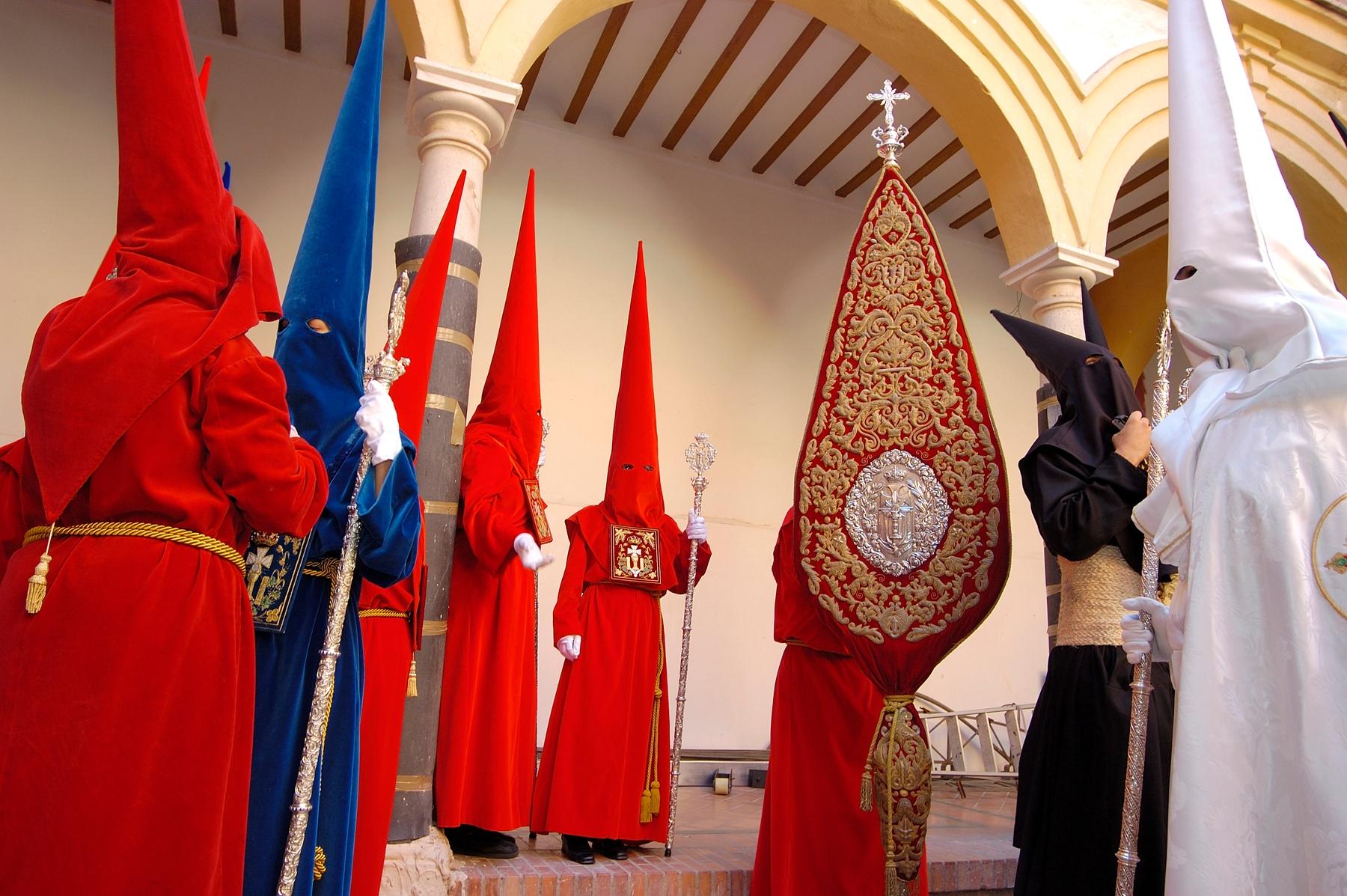 Семана Санта в Севилье
