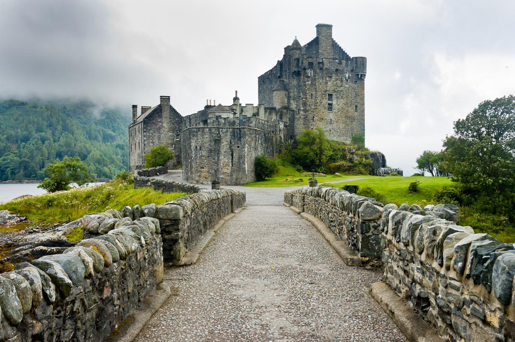 Peut-on visiter ce beau chateau anglais facilement après le Brexit ?