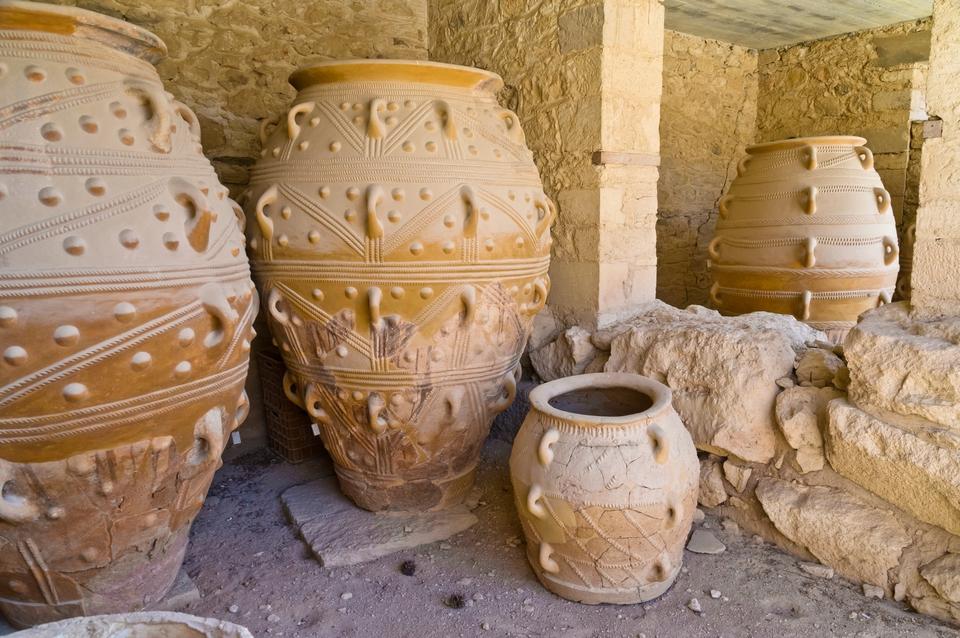 Ηράκλειο, αρχαιολογικοί θησαυροί