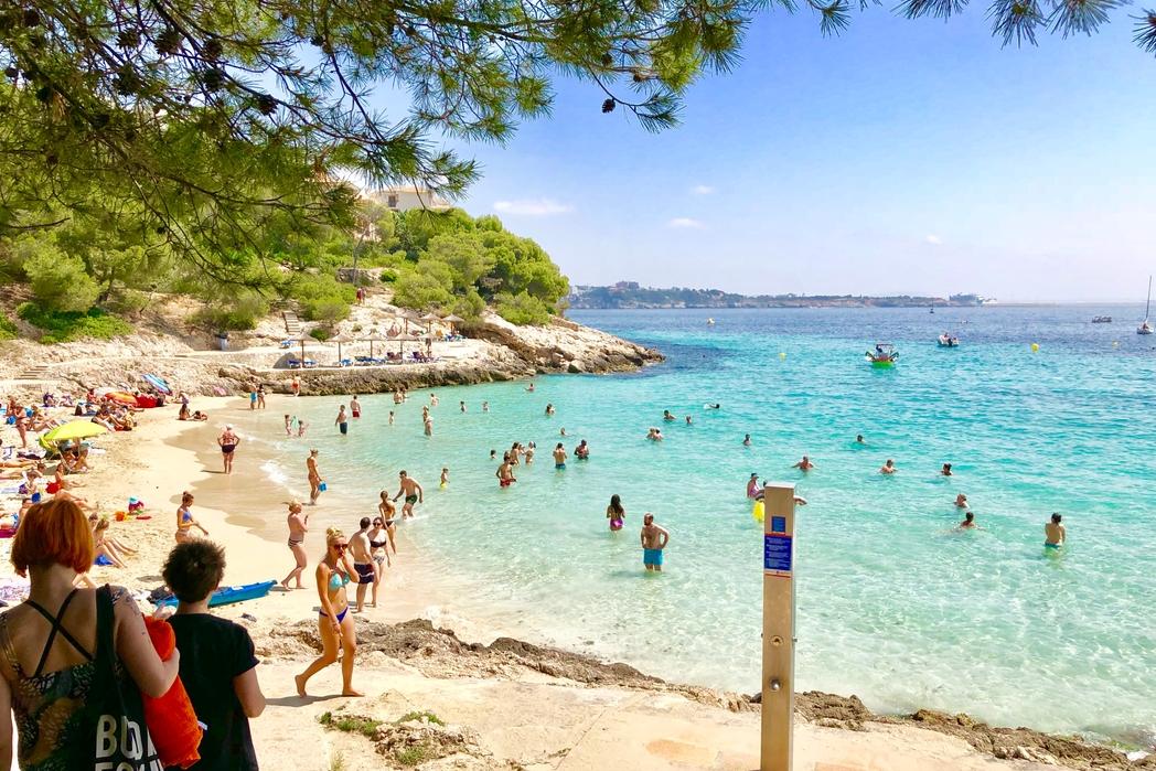 Aurinkoinen Mallorca