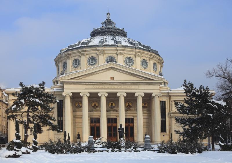 Le capitali del freddo: Bucarest
