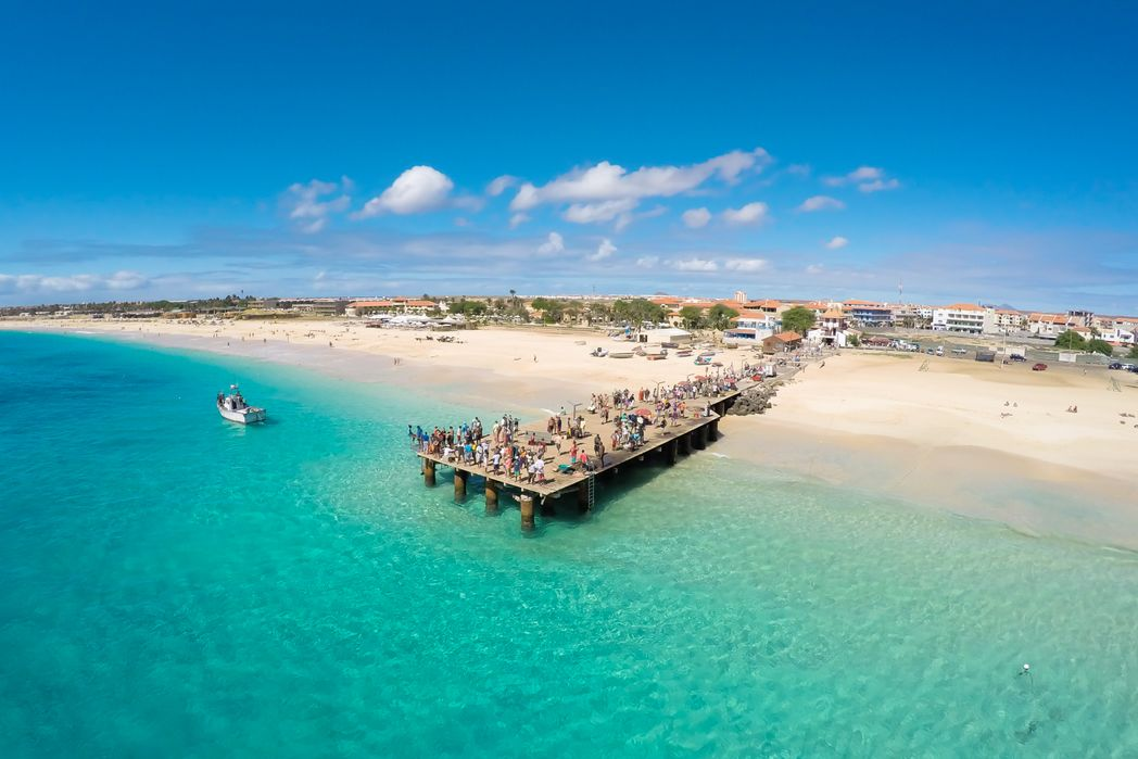 Capo Verde: Sal