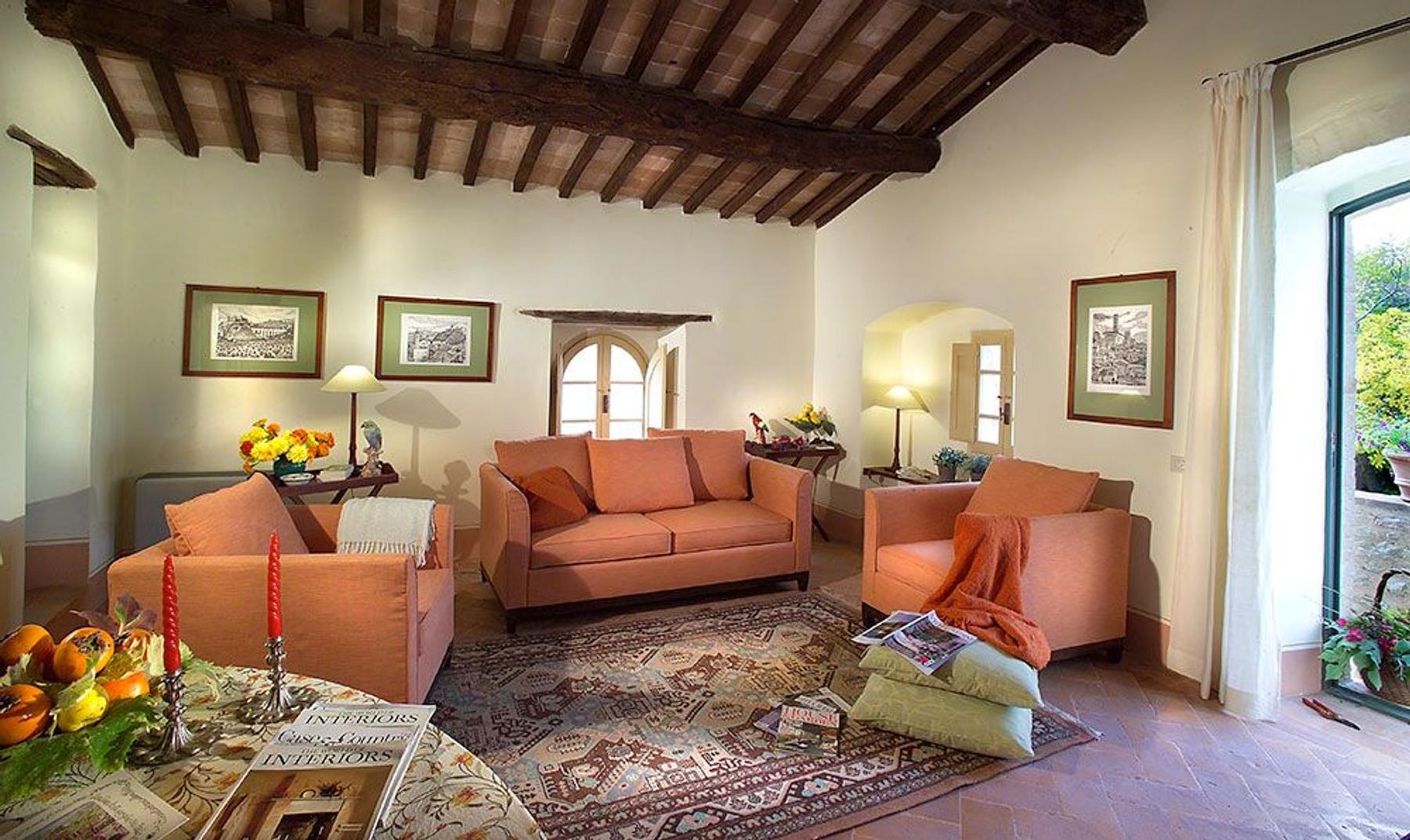 Dove dormire in Umbria nella natura, all'agriturismo Borgo della Marmotta