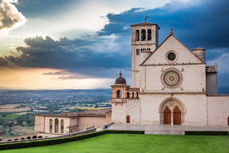 La bellissima Assisi