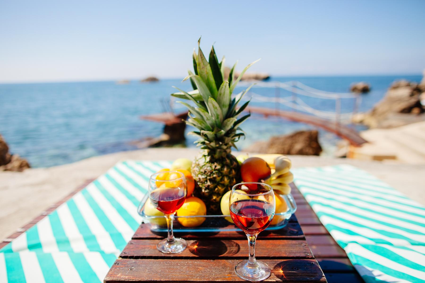На море в Черногории можно отдыхать без визы 90 дней в период с 1 апреля по 31 октября