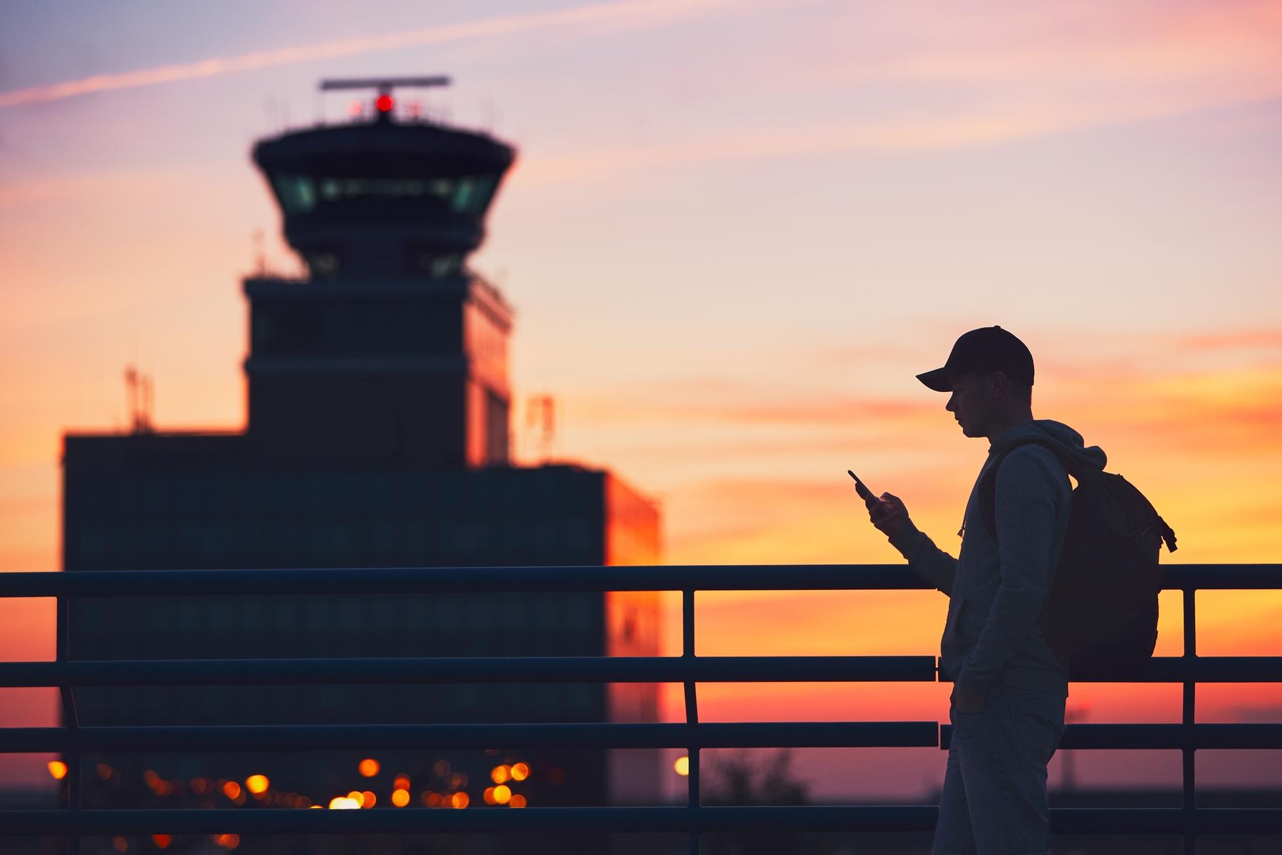 partire per viaggiare in solitaria