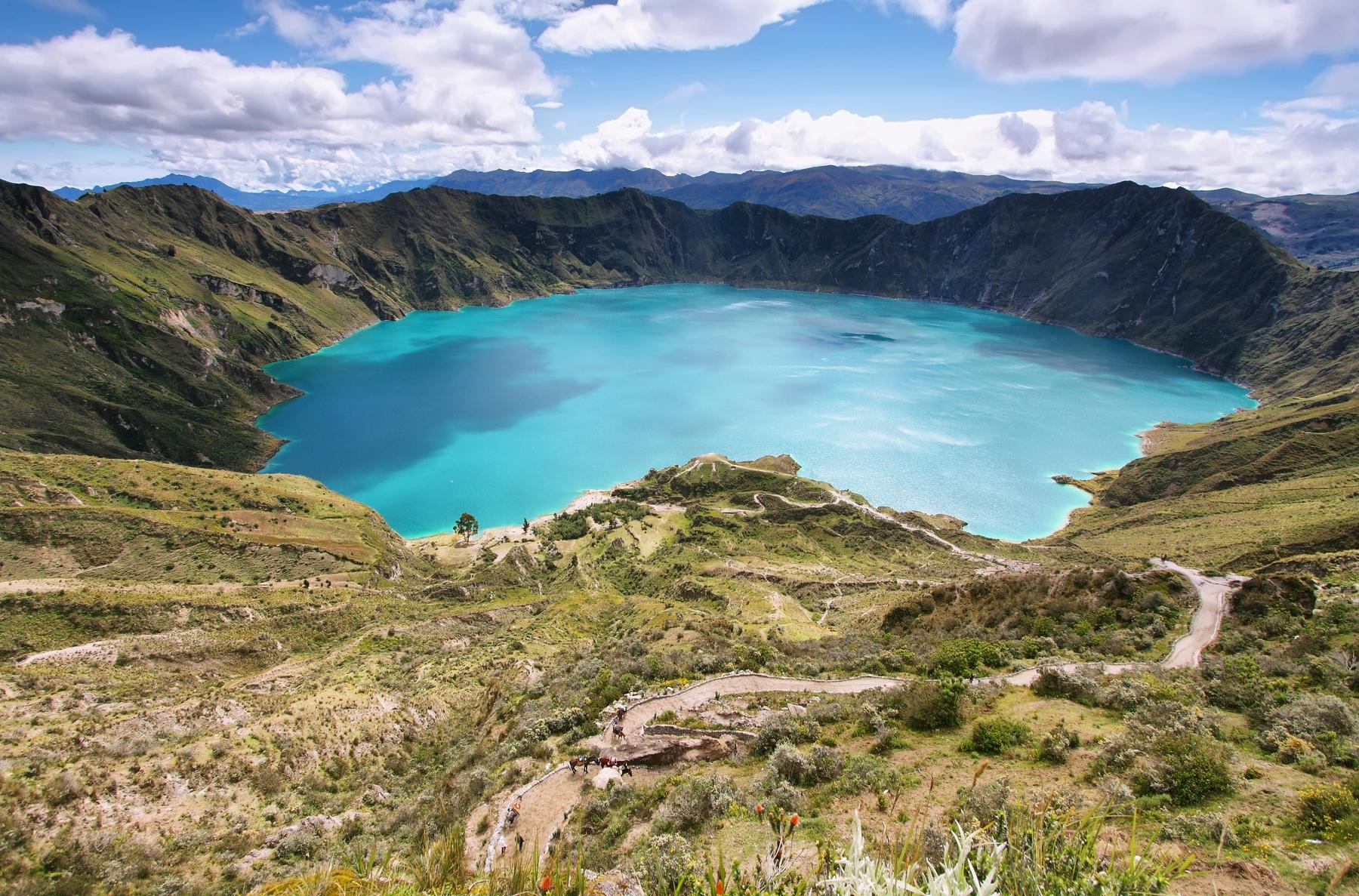 Unexpected destination to travel Ecuador