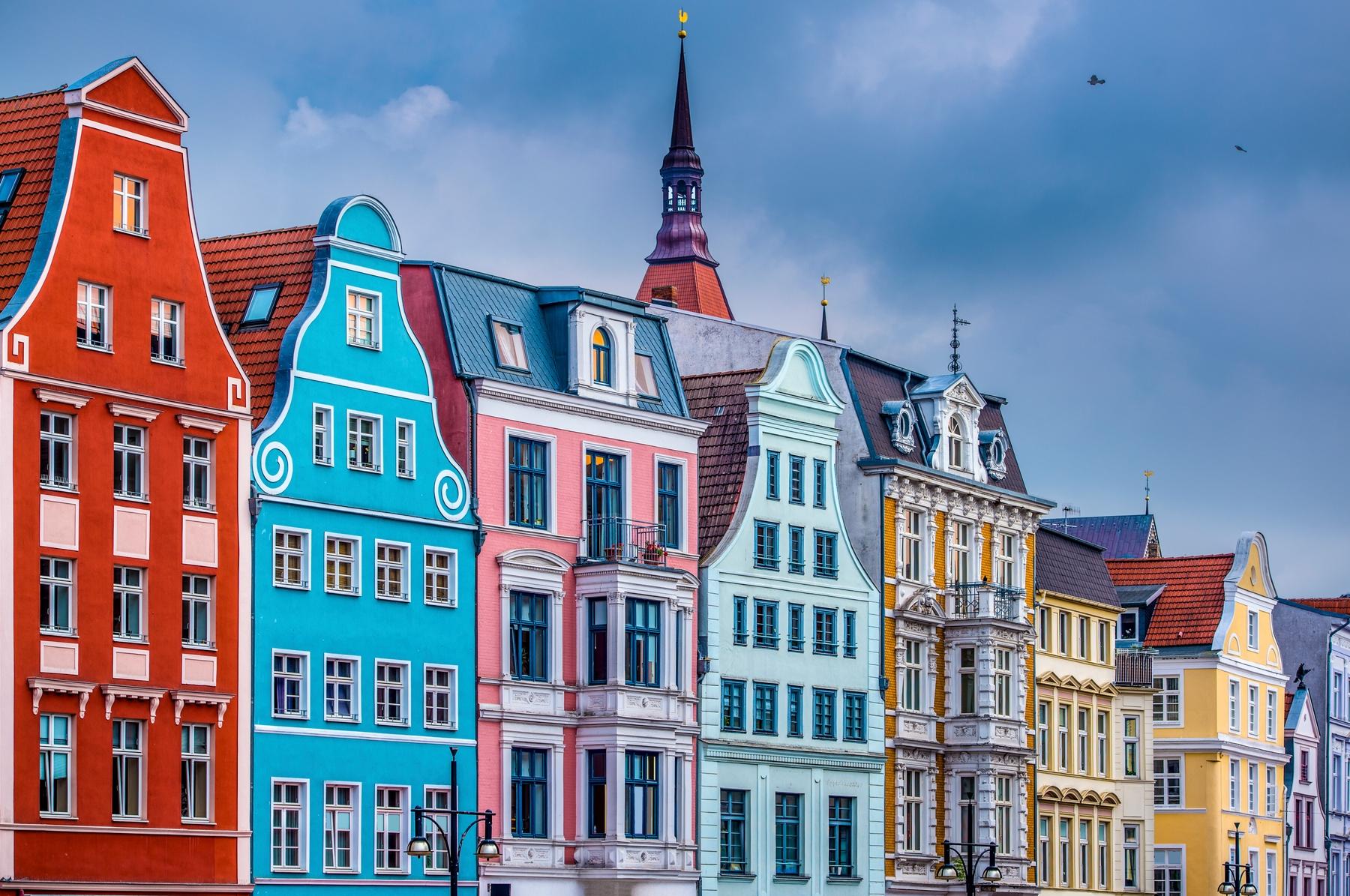 Die schönsten Orte an der Ostsee: Warnemünde