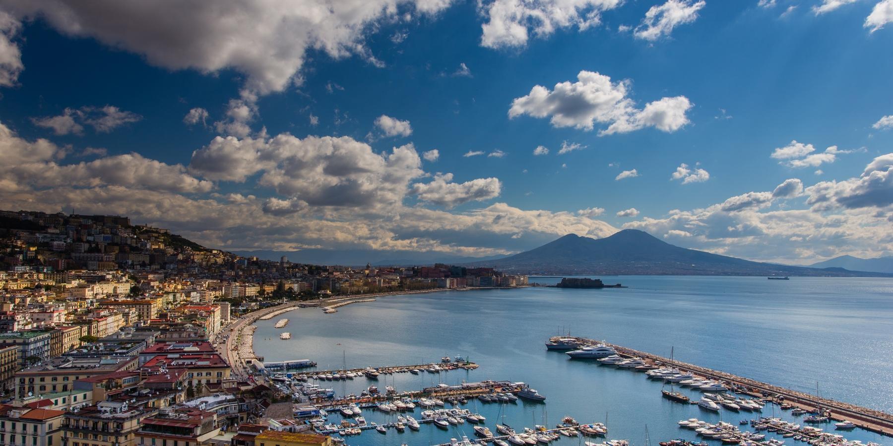 Posti da vedere in Italia: Napoli, Campania