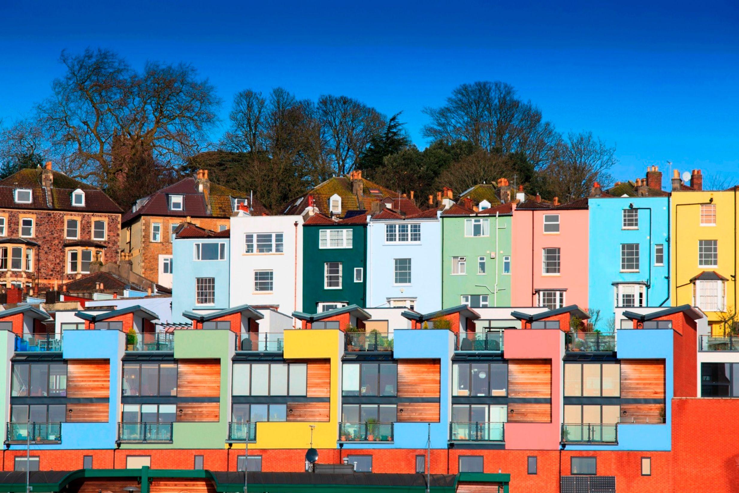 Самые яркие города мира: Бристоль, Великобритания