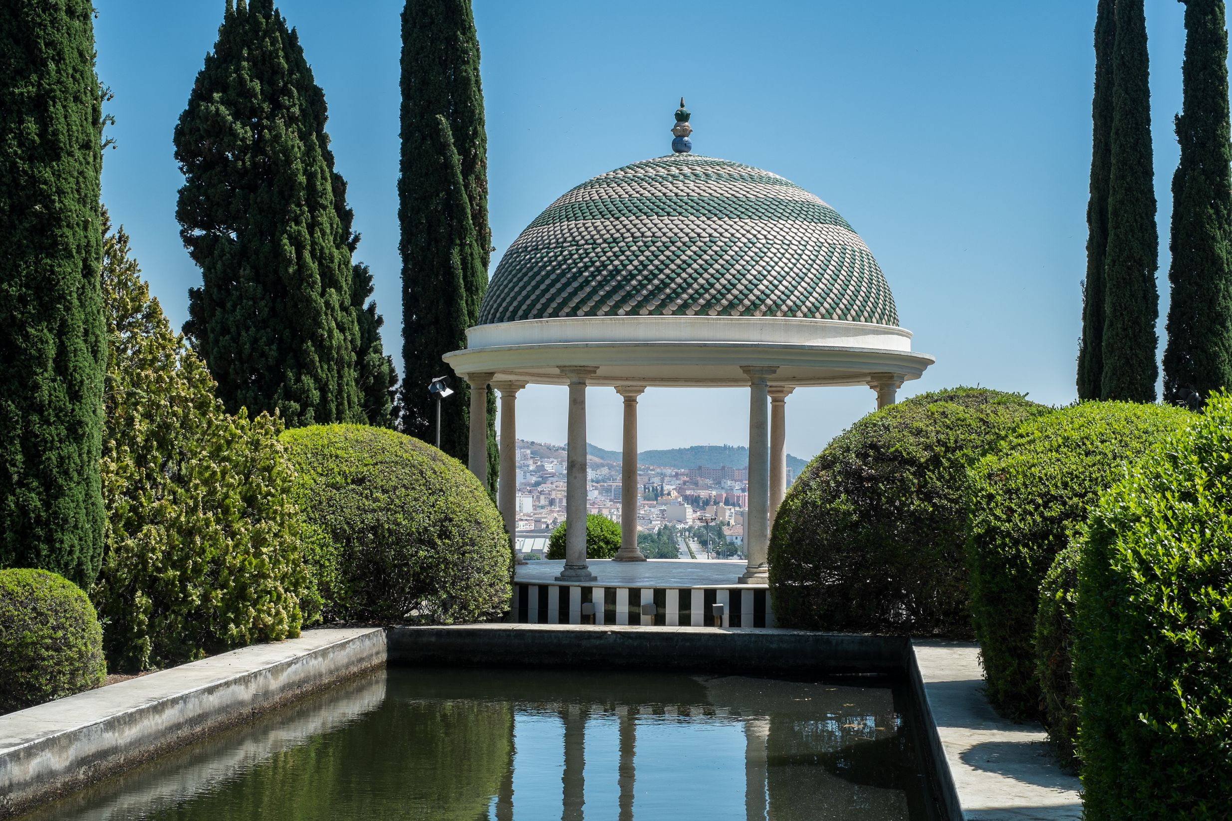 Conception Botanical Garden, one of the best things to do in Malaga