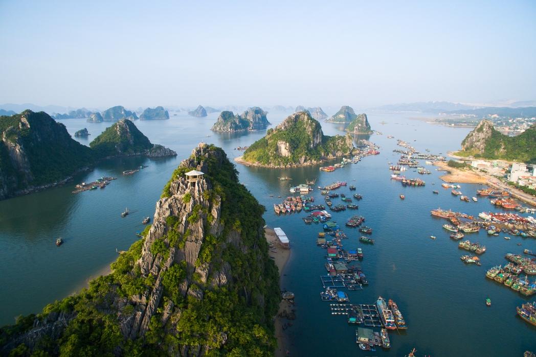 Κρουαζιέρα στον Κόλπο Χα Λονγκ, Βιετνάμ