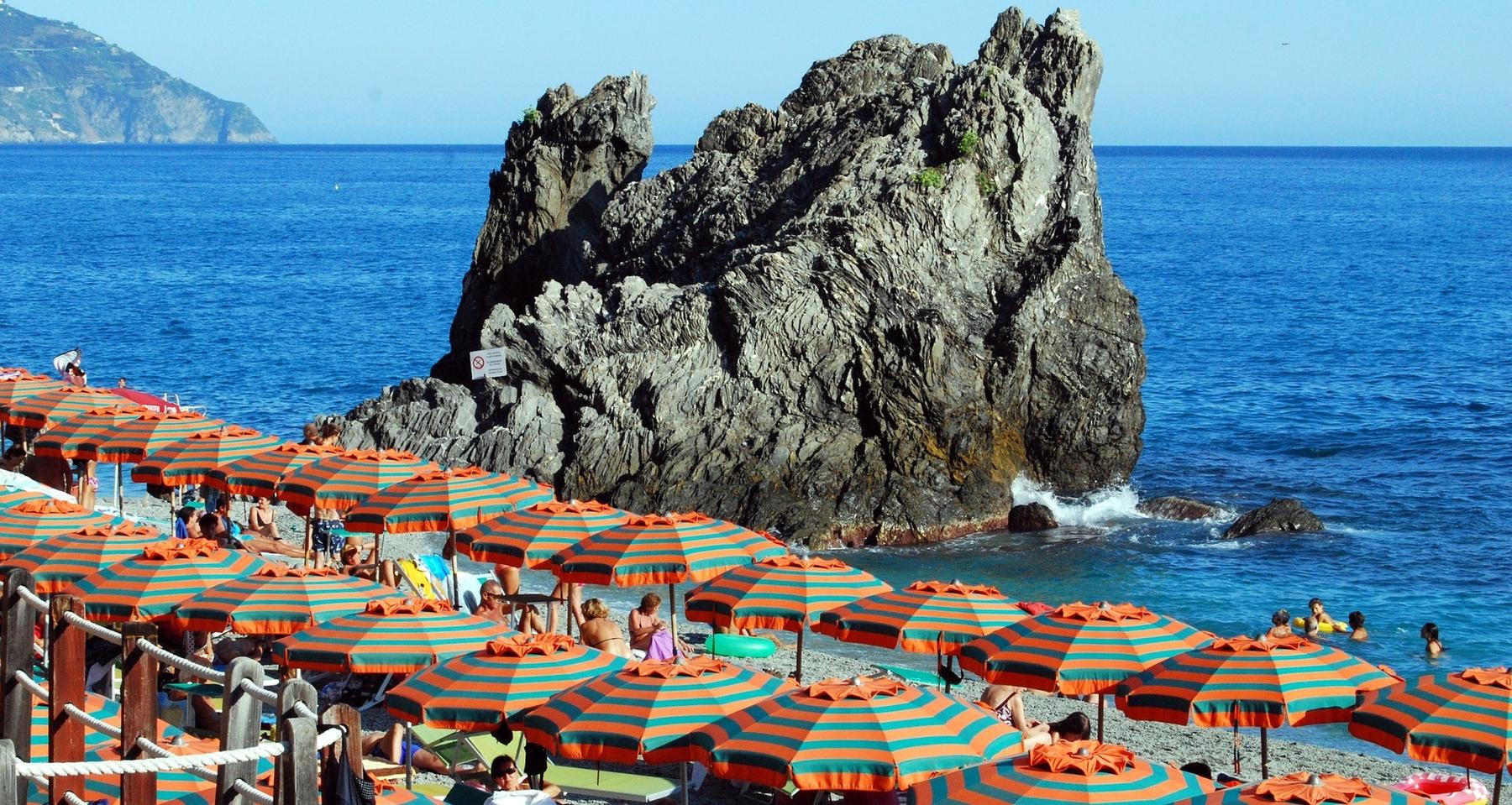 Spiagge più belle della Liguria- Monterosso al Mare