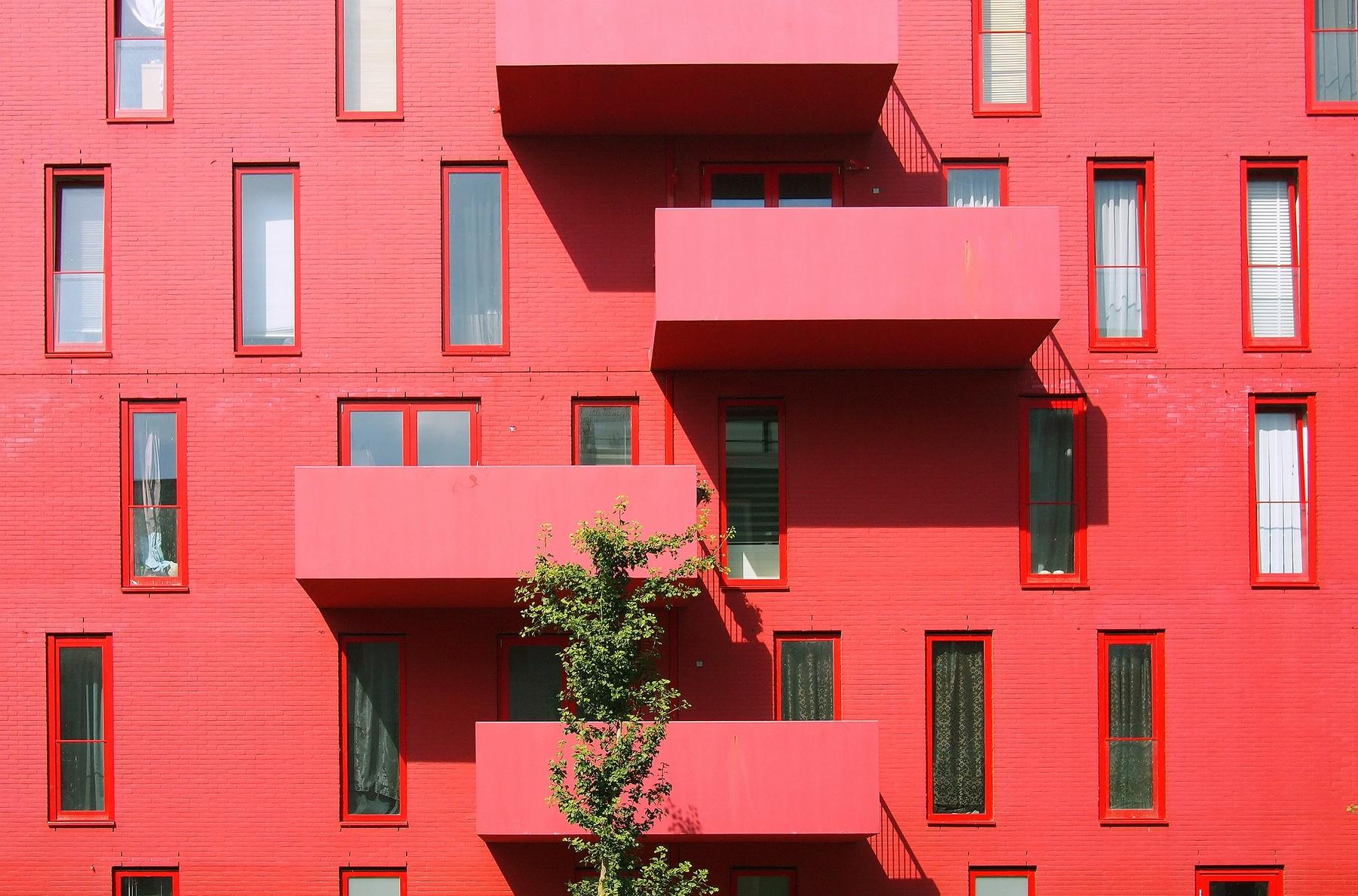 Architectuur in Almere