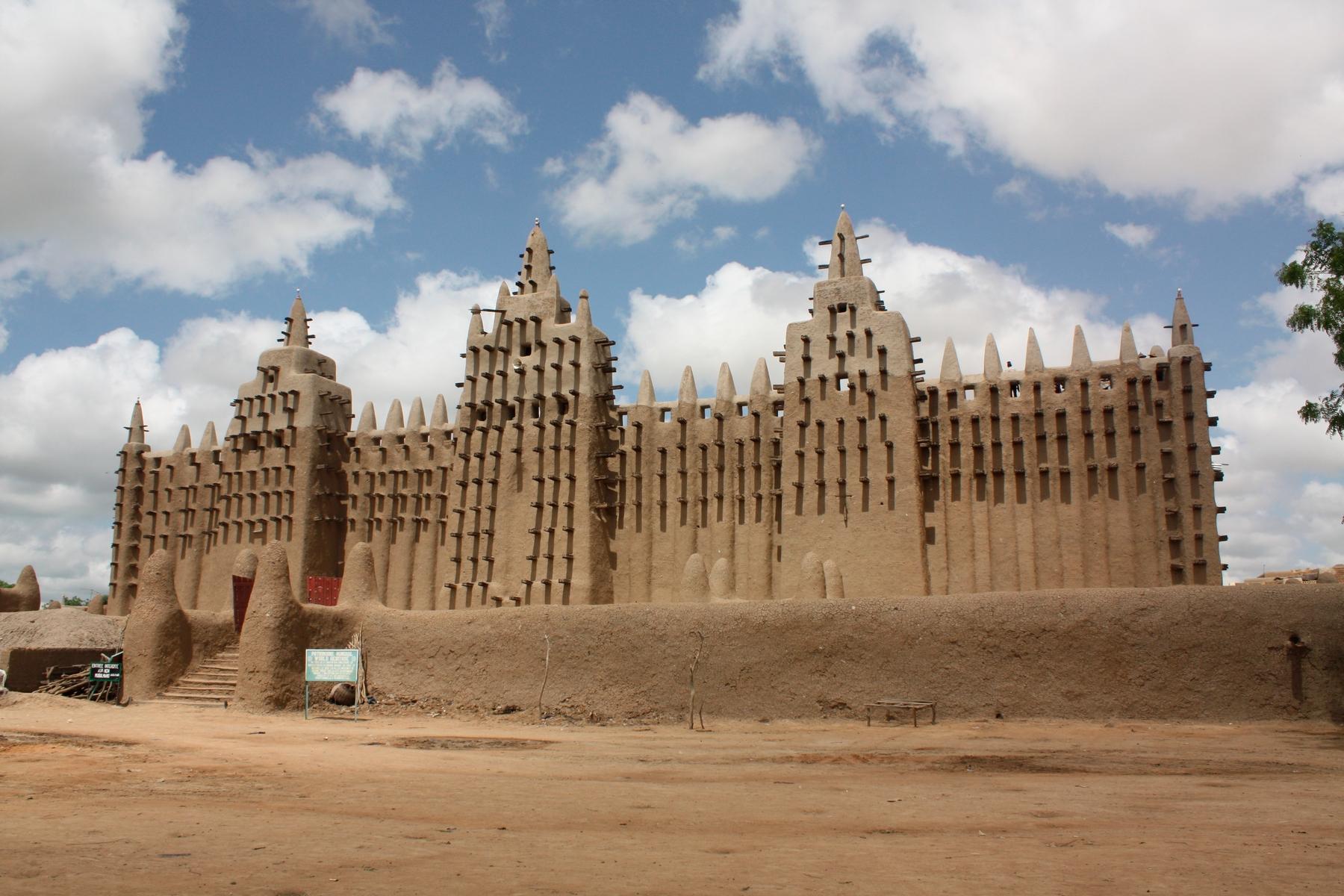 World's oldest cities: Timbuktu