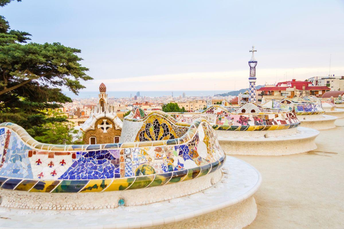 Barcelona jest najpiękniejsza wiosną