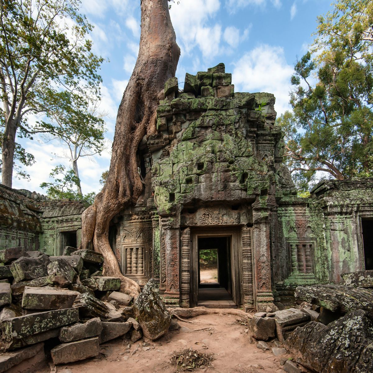 Der ultimative Reiseführer für Südostasien: Kambodscha