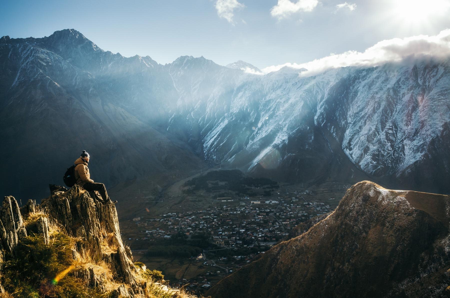 台灣南湖群峰