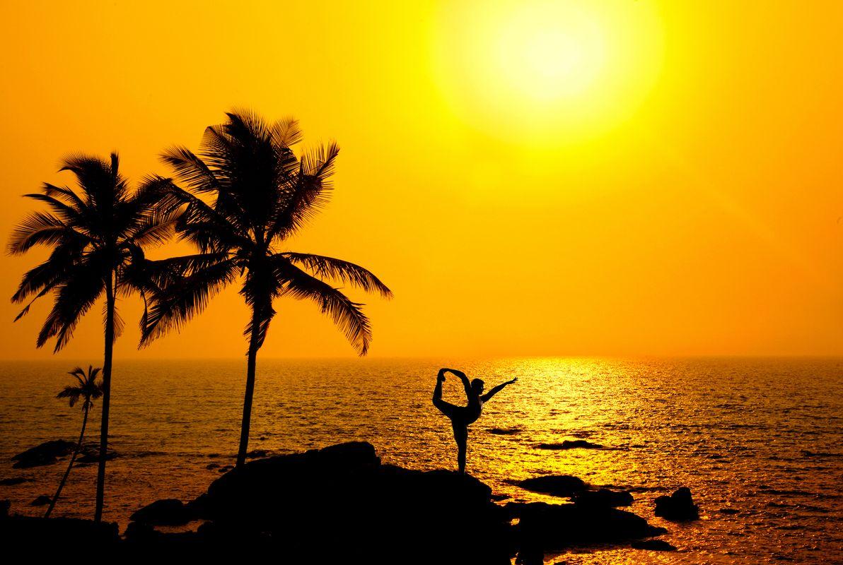 Die schönsten Yoga-Reiseziele weltweit: Goa, Indien