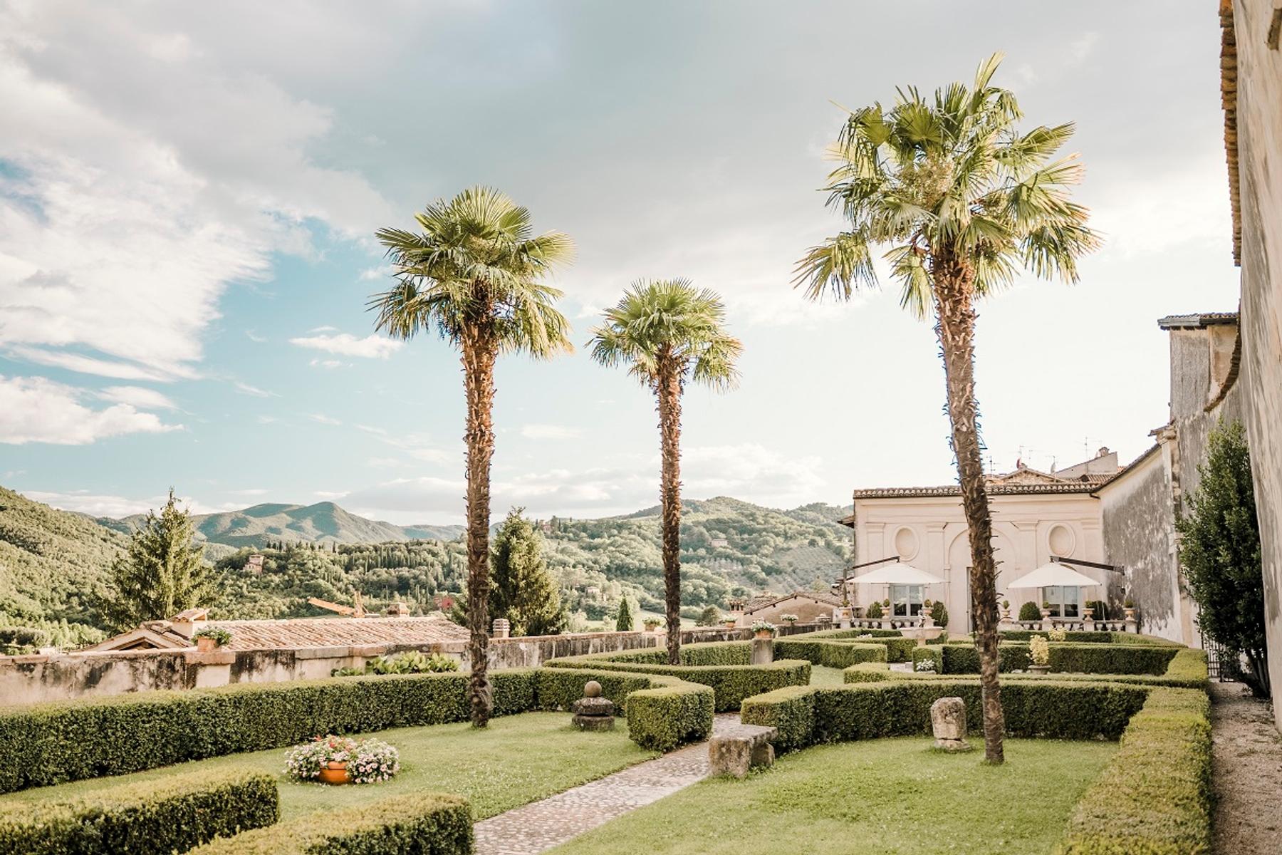 Palazzo Leti tra i posti di charme dove dormire in Umbria