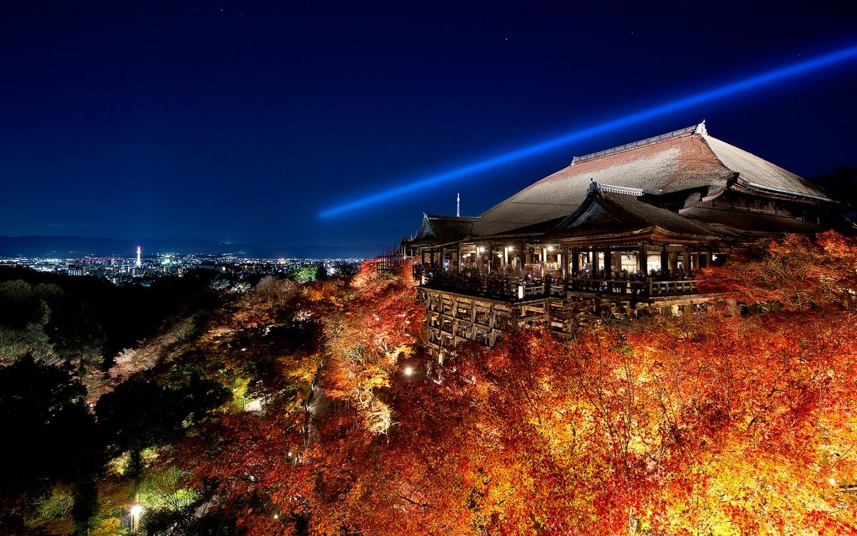 Cosa vedere a Kyoto Tempio Kiyomizudera