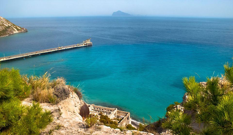 Panarea, Sicilia - isole italiane più belle