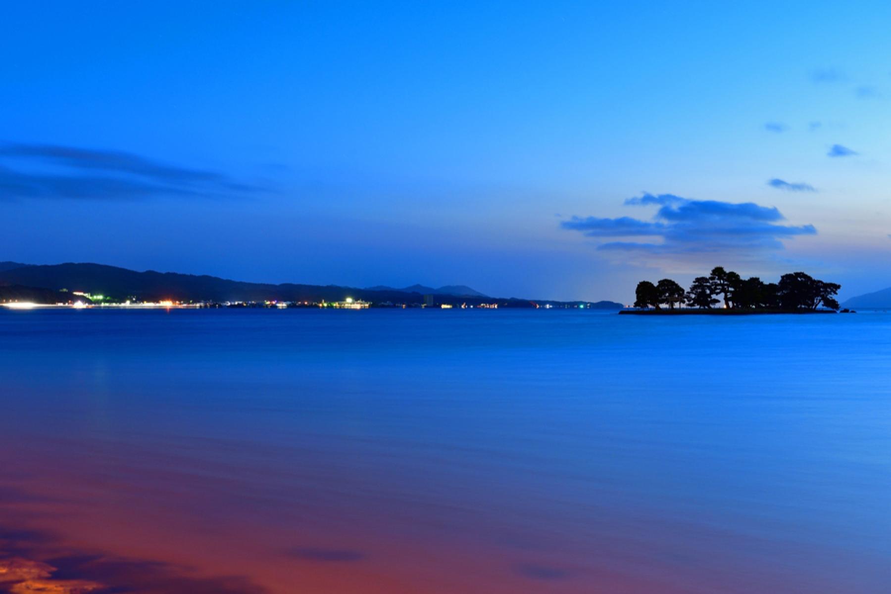 島根県松江市宍道湖
