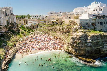 Geheimtipp Italien: Polignano a Mare, Apulien