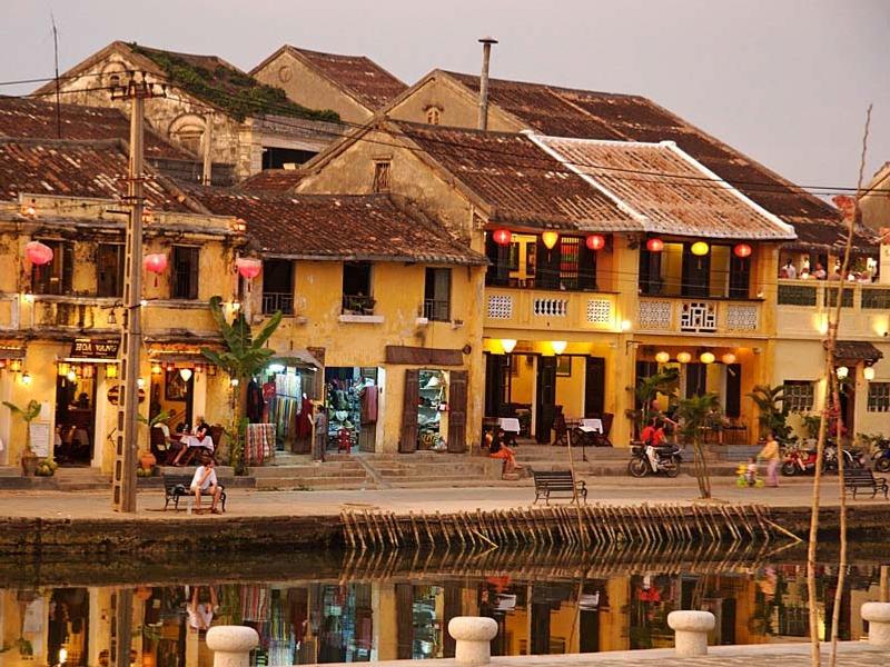 Старый город Хойана во Ветнаме