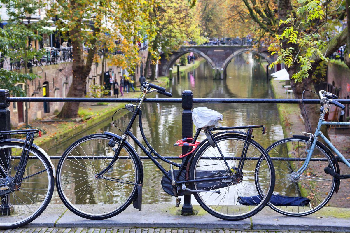 Ποδήλατα στην Ουτρέχτη.