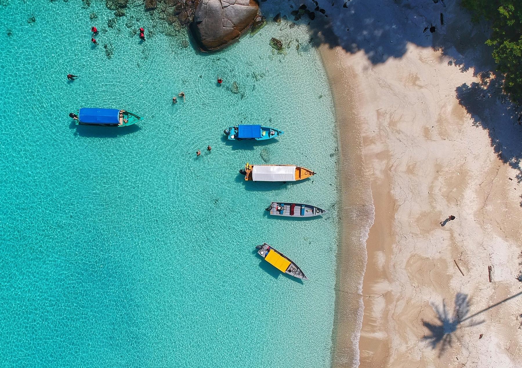 Высокий сезон на Бали, лучшие курорты для отдыха в Индонезии