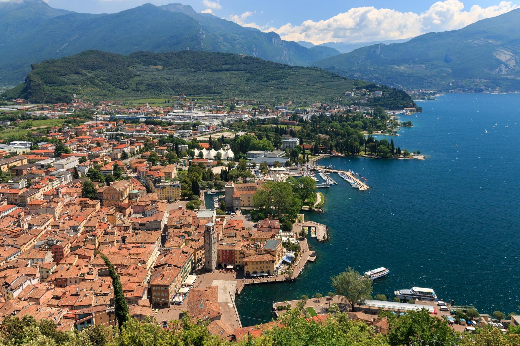 Lago Di Garda romantico