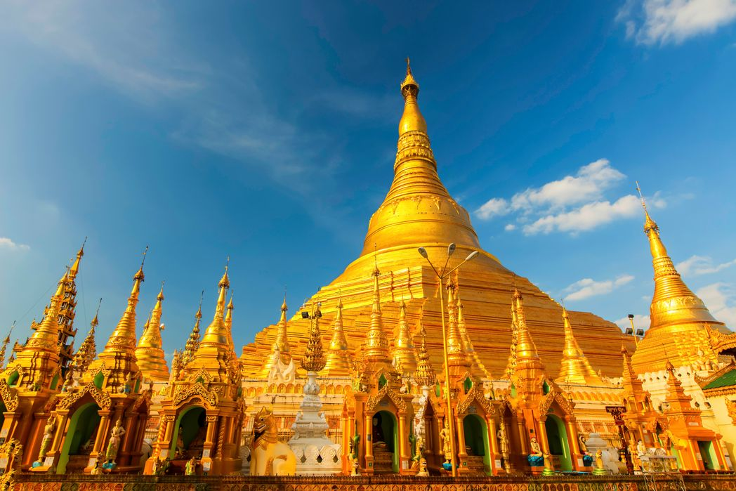 It doesn't get much more culturally fascinating than Myanmar's capital Yangon for November holiday destinations