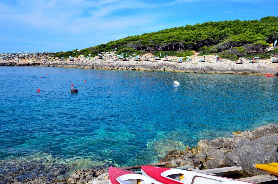 Isole Tremiti - isole italiane più belle