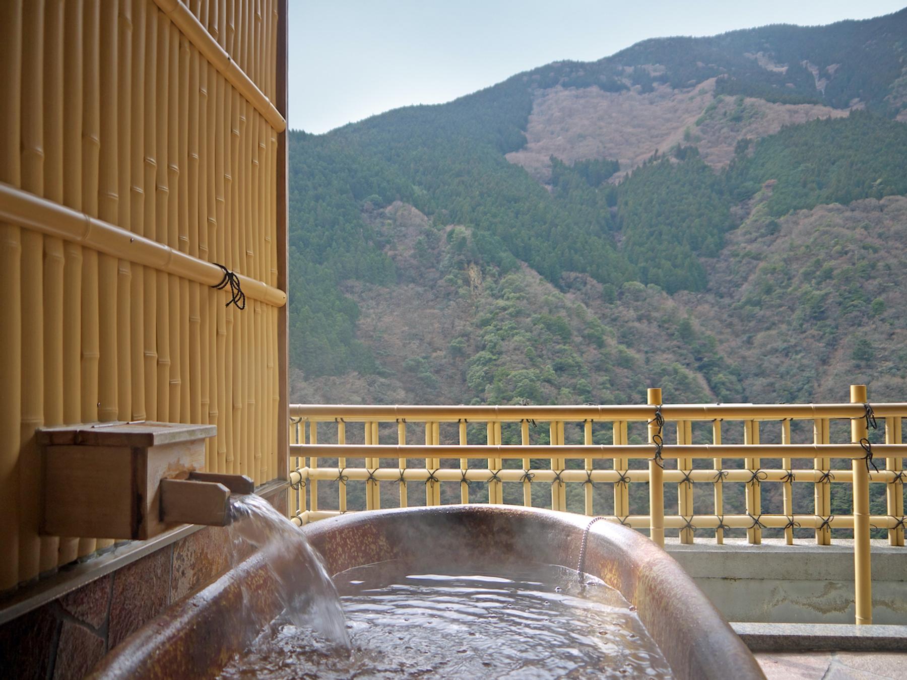 徳島県 祖谷温泉