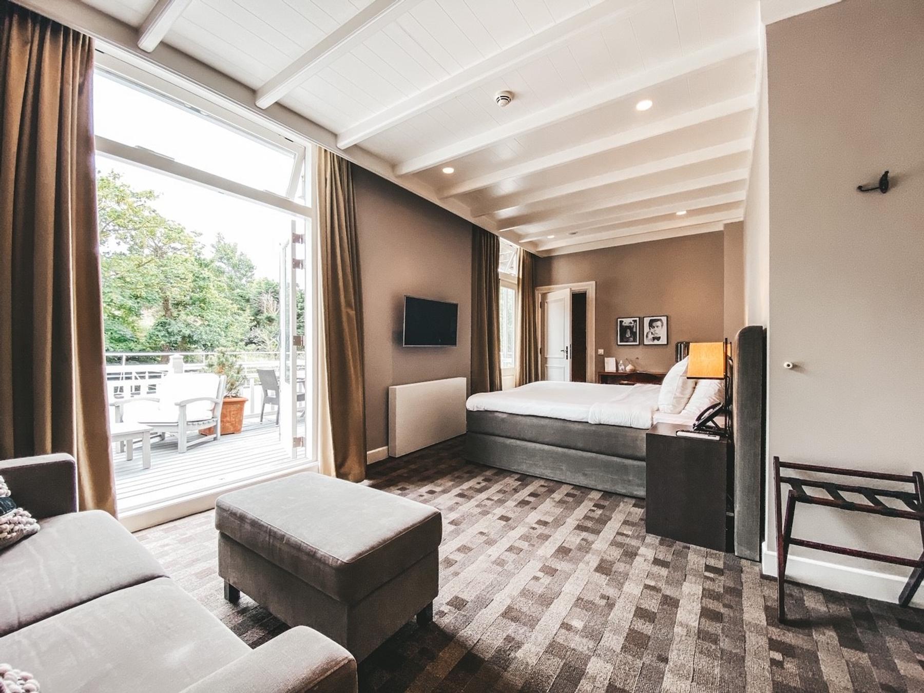 Hotel Villa de Duinen Noordwijk
